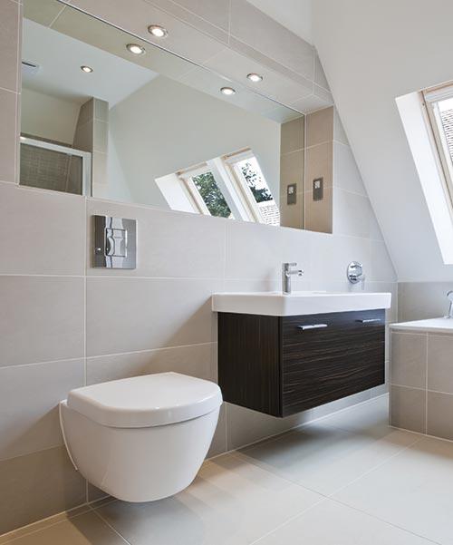 Badkamer verbouwen door de installateur uit Tilburg